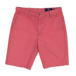 Boy's Vineyard Vines Flat Front Chino Shorts